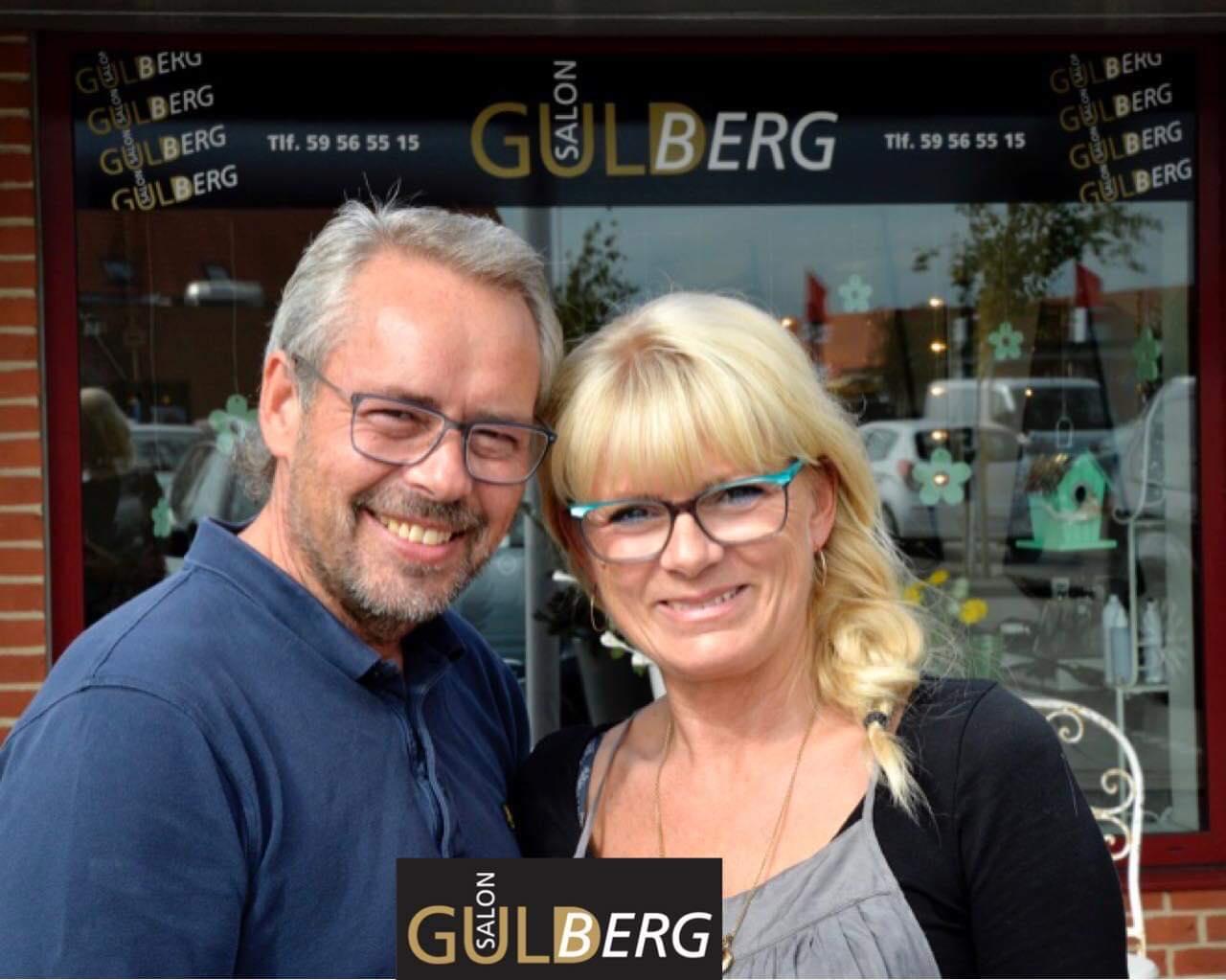 Ejer af Salon Guldberg