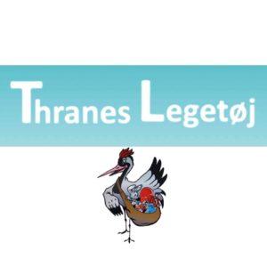 Thranes Legetøj logo