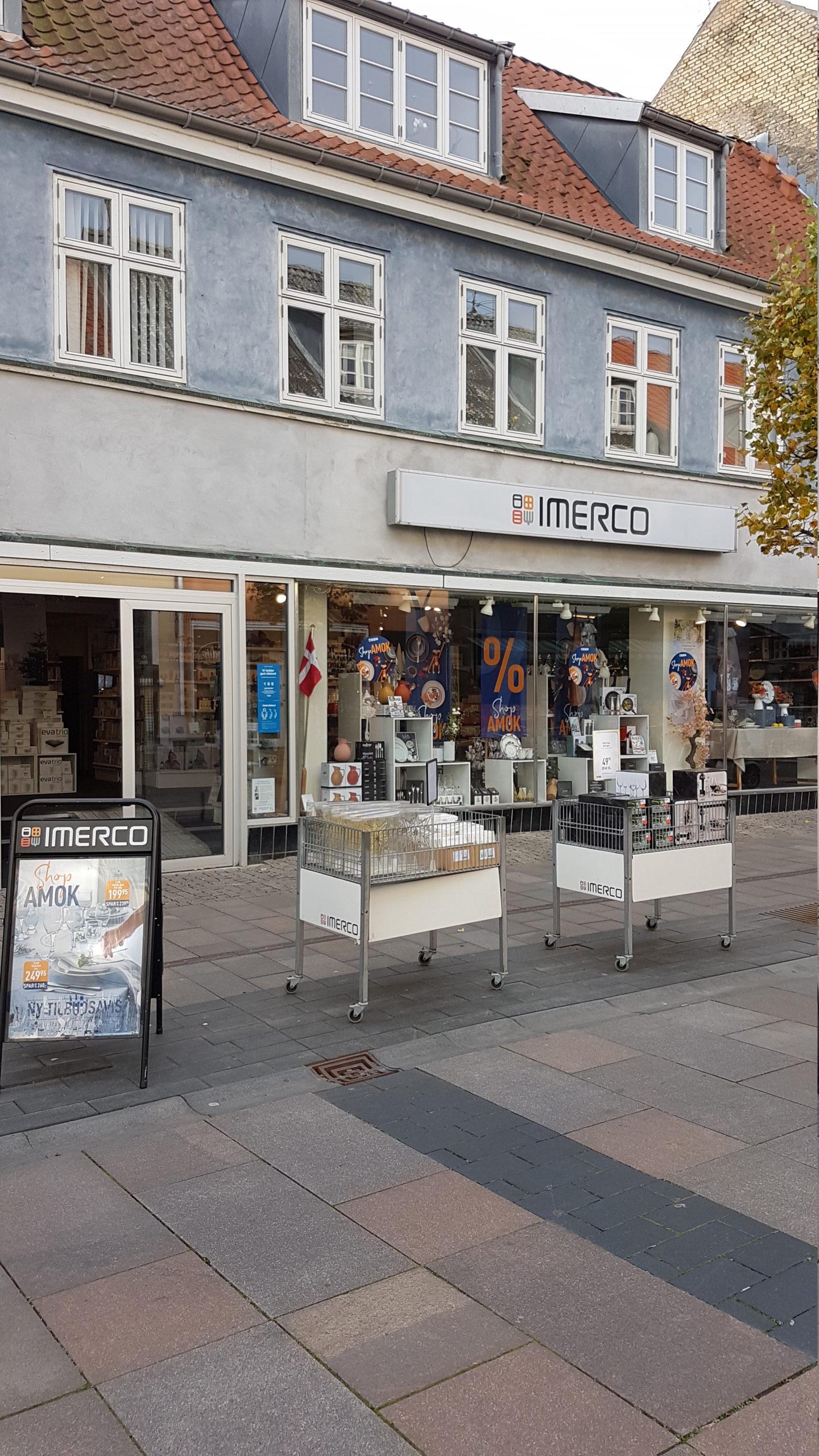 Imerco Facade Kalundborg