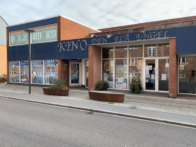 KINO DEN BLÅ ENGEL facade
