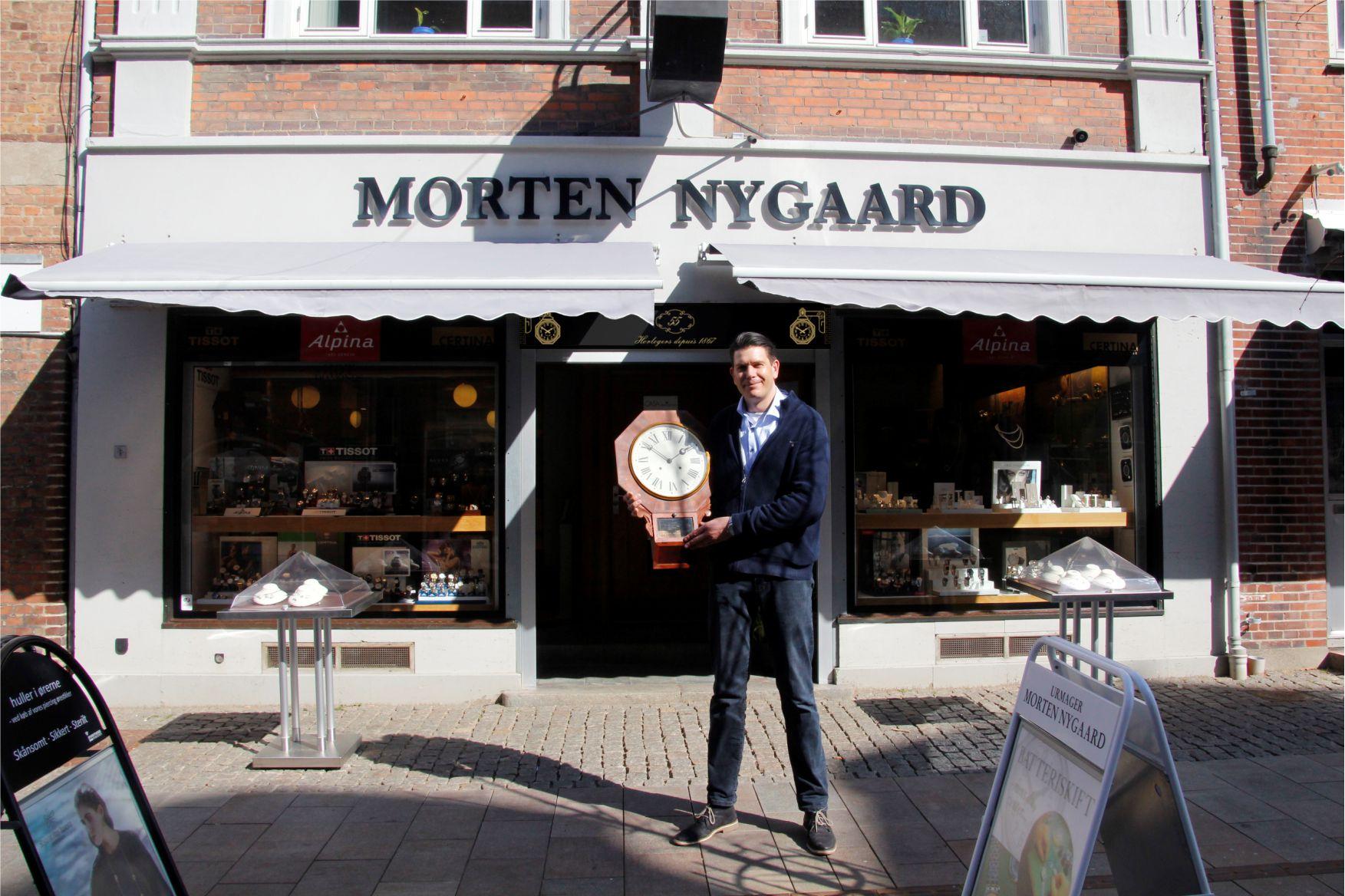 Morten Nygaard facade