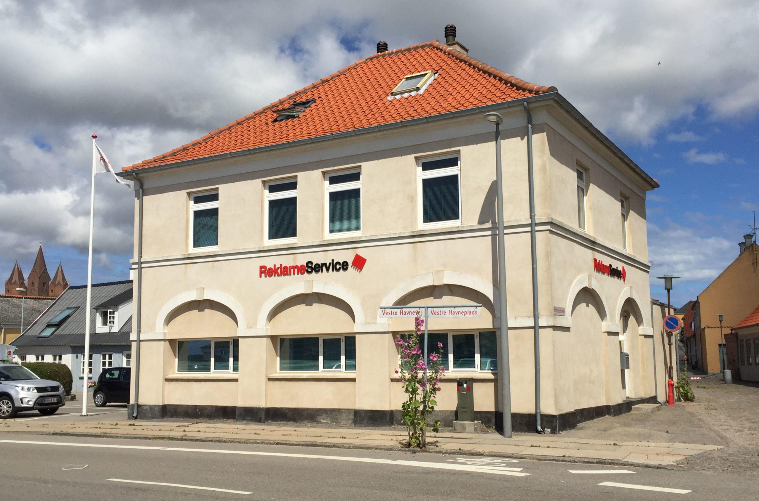 ReklameService facade