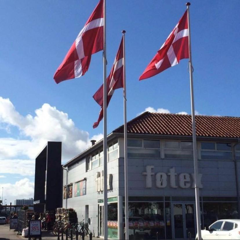 Føtex Kalundborg butiksfacade