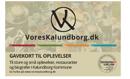 Kalundborg gavekort